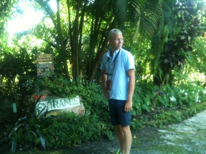 Rundt på øen, Barbados