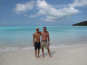 Emil og Christian, Jolly Harbour