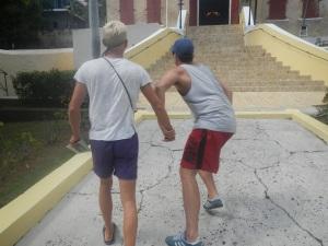 Emils kammerat, Nicolai Hjort, er kommet på besøg, Charlotte Amalie