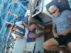Nicolai og Emil